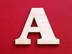 Dřevěné písmeno